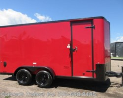 #15194 - 2019 Cargo Craft 7x16 Cargo Trailer