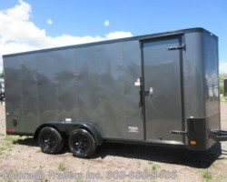 #15195 - 2019 Cargo Craft 7x18 Cargo Trailer