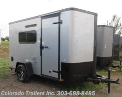 #15191 - 2019 Cargo Craft 6x12 Cargo Trailer!