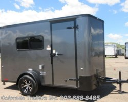 #15193 - 2019 Cargo Craft 7x12 Cargo Trailer!