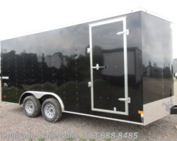 #15205 - 2019 Haulmark 8.5x16+V Enclosed Cargo Trailer