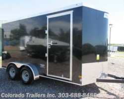 #15208 - 2019 Haulmark 7x14+V Enclosed Cargo Trailer