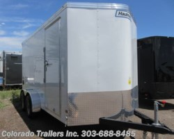 #15203 - 2019 Haulmark 7x14+V Enclosed Cargo Trailer