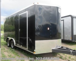 #15215 - 2019 Wells Cargo FastTrac 8.5x16+V Enclosed Cargo Trailer