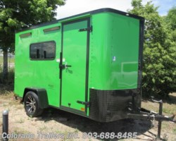 #15225 - 2019 Cargo Craft 6x12 Cargo Trailer!