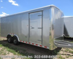 #15210 - 2019 Cargo Craft 8.5x20 Heavy Duty Cargo Trailer