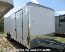 #15235 - 2019 Cargo Craft Expedition 8.5x20 Enclosed Cargo Trailer