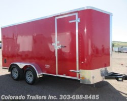#15233 - 2019 Cargo Craft 7x16 Cargo Trailer