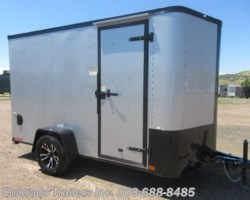 #15254 - 2019 Cargo Craft 6x12 Cargo Trailer