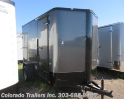 #15269 - 2019 Cargo Craft 6x12 Cargo Trailer