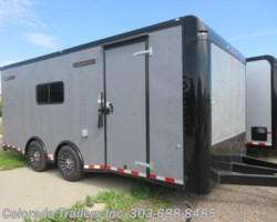 #15272 - 2019 Cargo Craft 8.5x20 Insulated Cargo Trailer
