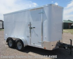 #15277 - 2019 Cargo Craft 6x14 Cargo Trailer