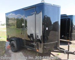 #15271 - 2019 Cargo Craft 6x12 Cargo Trailer