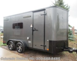 #15275 - 2019 Cargo Craft 7x16 Insulated Cargo Trailer