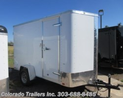 #15280 - 2019 Cargo Craft 6x12 Cargo Trailer