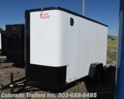 #15260 - 2019 Cargo Craft 6x12 Cargo Trailer