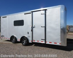 #15259 - 2019 Cargo Craft 8.5x20 Insulated Cargo Trailer