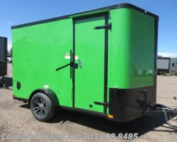 #15288 - 2019 Cargo Craft 7x12 Enclosed Cargo Trailer