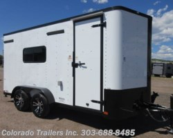 #15273 - 2019 Cargo Craft 7x16 Insulated Enclosed Cargo Trailer