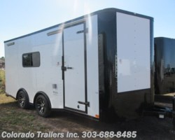 #15294 - 2019 Cargo Craft 8.5x18 Insulated Cargo Trailer