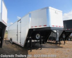 #15310 - 2019 Cargo Craft 8.5x36 Gooseneck Cargo Trailer