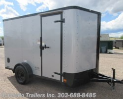 #15330 - 2020 Cargo Craft 7x12 Insulated Cargo Trailer