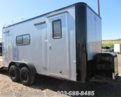 #15329 - 2019 Cargo Craft 7x16 Off Road Cargo Trailer!