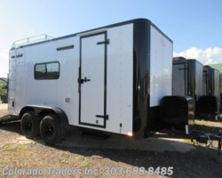 #15336 - 2019 Cargo Craft 7x16 Off Road Cargo Trailer!