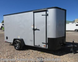 #15349 - 2020 Cargo Craft 6x14 Single Axle Cargo Trailer