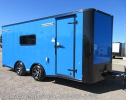 #15352 - 2020 Cargo Craft 8.5x18 Insulated Cargo Trailer