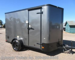 #15355 - 2020 Cargo Craft 7x12 Cargo Trailer