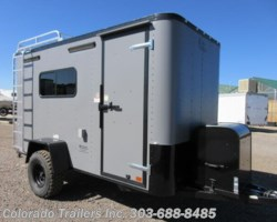 #15354 - 2019 Cargo Craft 6x12 Off Road Cargo Trailer!