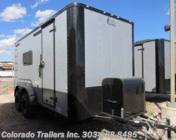 #15342 - 2020 Cargo Craft 7x16 Off Road Cargo Trailer!