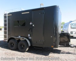 #15366 - 2020 Cargo Craft 7x14 Off Road Cargo Trailer!