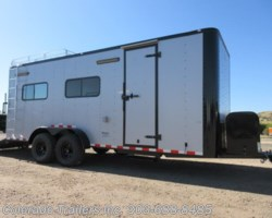 #15364 - 2020 Cargo Craft 7x20 Off Road Cargo Trailer!