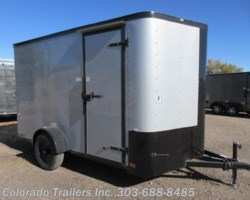 #15369 - 2020 Cargo Craft 7x12 Cargo Trailer