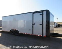 #15380 - 2020 Cargo Craft Dragster 8.5x24 Enclosed Cargo Trailer