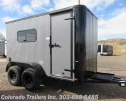 #15384 - 2020 Cargo Craft 6x12 Off Road Cargo Trailer!