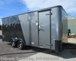#14670 - 2018 Cargo Craft 8.5x18 Enclosed Cargo Trailer