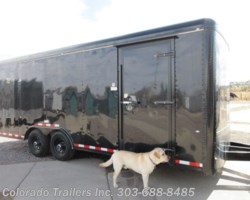 #15389 - 2018 Cargo Craft 8.5x20 Enclosed Cargo Trailer