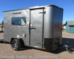#15390 - 2020 Cargo Craft Elite V Sport 6x12 Insulated Cargo Trailer
