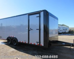 #15401 - 2020 Cargo Craft 8.5x20 Cargo Trailer with Blackout package and Esc