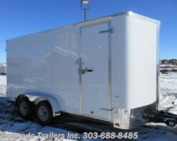 #15409 - 2020 Cargo Craft 7x16 Enclosed Cargo Trailer