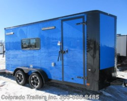 #15410 - 2020 Cargo Craft 7x16 Insulated Cargo Trailer