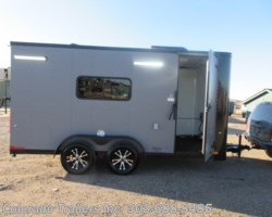 #15416 - 2020 Cargo Craft 7x16 Insulated Cargo Trailer
