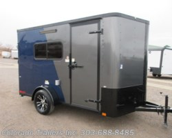 #15427 - 2020 Cargo Craft 7x12 Insulated Cargo Trailer with Power and A/C!