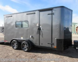 #15426 - 2020 Cargo Craft 7x16 Insulated Cargo Trailer