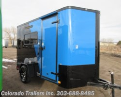 #15432 - 2020 Cargo Craft 6x12 Colorado Toy Hauler