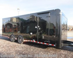 #15454 - 2020 Cargo Craft 8.5x24 Insulated Cargo Trailer