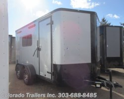 #15456 - 2020 Cargo Craft 7x14 Colorado Cargo Trailer